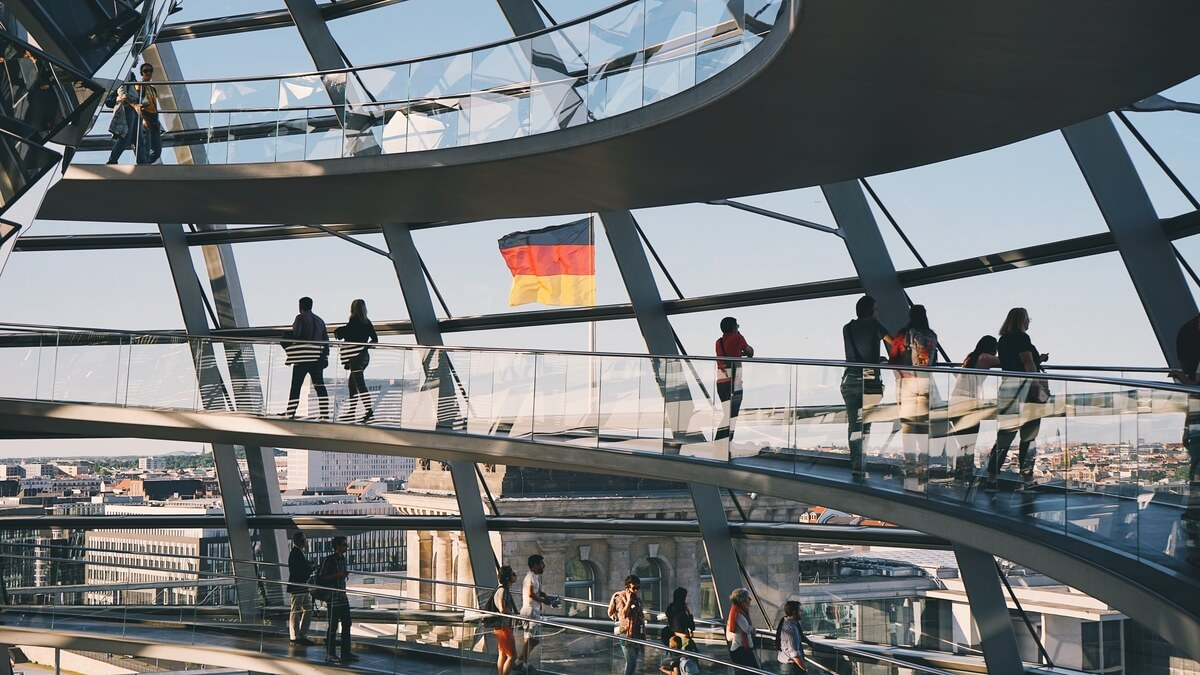 German Desk